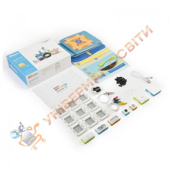 Makeblock Модульний STEАM конструктор - Neuron Inventor Kit