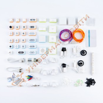 Makeblock Модульний STEAM конструктор - Neuron Creative Lab Kit